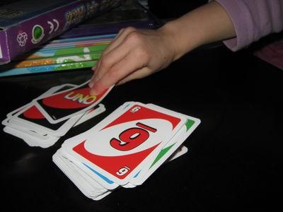 hvordan spille uno